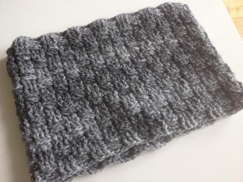 Crochet Cowl http://www.acraftyginger.com
