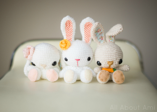 all about ami spring bunnies