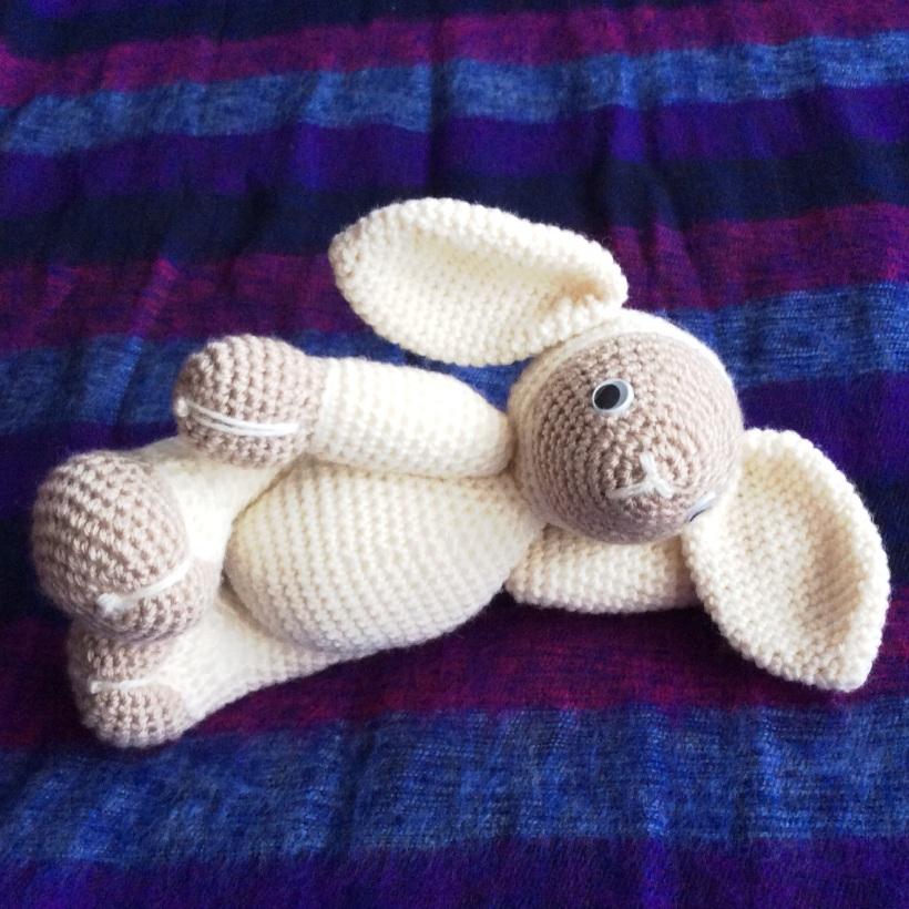 Crochet Lamb Amigurumi http://www.acraftyginger.com