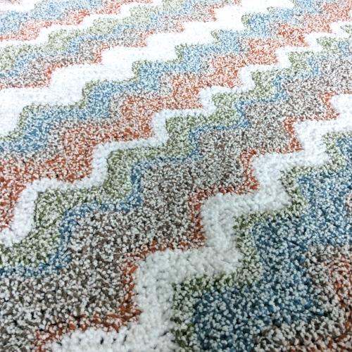 Crochet Wave Blanket http://www.acraftyginger.com