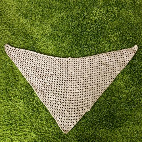 Crochet Shawl http://www.acraftyginger.com
