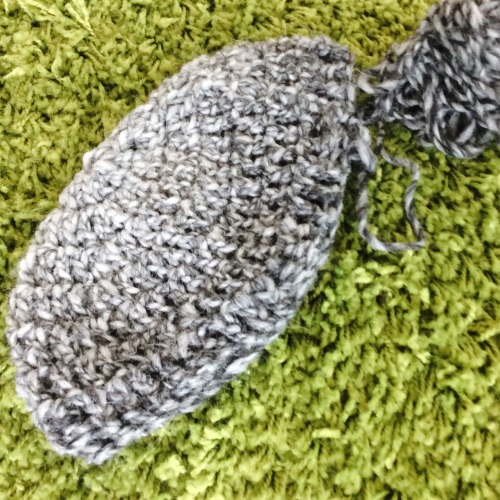 Crochet Hat http://www.acraftyginger.com