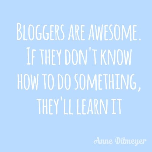 #Blogtacular #quote #acraftyginger