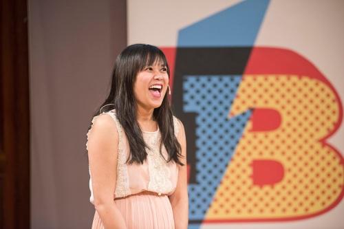 Joy Cho #blogtacular #acraftyginger