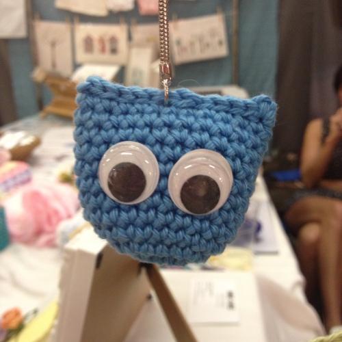 #backyard #market #acraftyginger #crochet #keyring